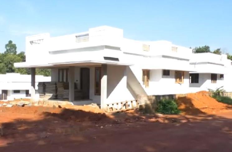 Non-political gram panchayat in Kerala renovates homes wins hearts