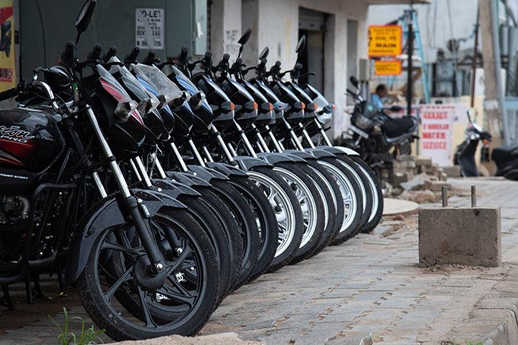 Auto slump Two-wheeler sales remain subdued in January 2020