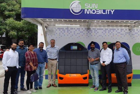 Uber in pact with SUN Mobility to deploy e-autos in India
