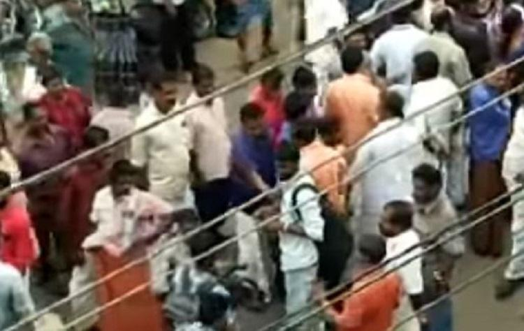 63-yr-old chit fund scam victim commits suicide angry protesters lay siege to highway