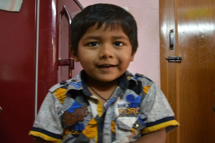 Hyderabad toddler freed by kidnappers a week later found at strangers doorstep