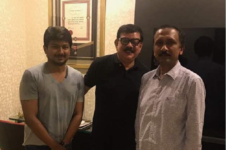 Priyadarshan to direct Udayanidhi in Maheshinte Prathikaaram remake