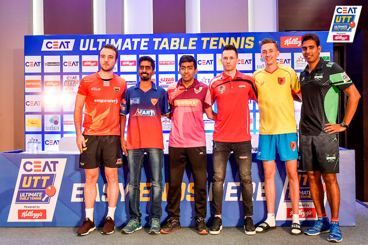 Preview Second season of Ultimate Table Tennis gets underway
