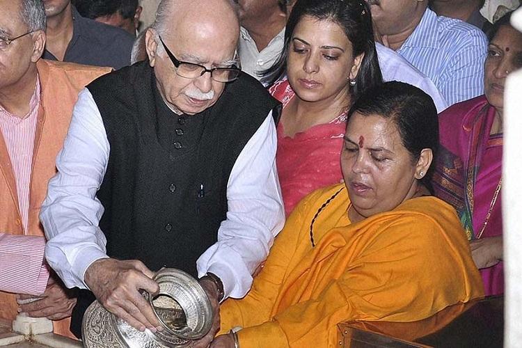 LK Advani Uma Bharti and other leaders granted bail in Babri Masjid demolition case