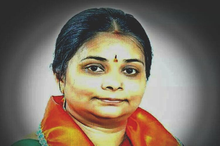 Case against Telangana BJP Mahila Morcha president for allegedly cheating partyman