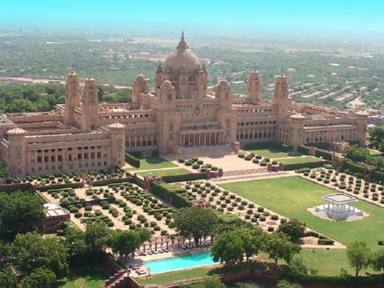 In pictures This palace in India has been ranked as the worlds best hotel by TripAdvisor