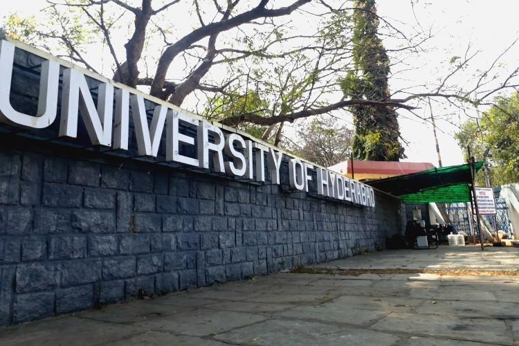 Case against four for attempting to rape student at University of Hyderabad