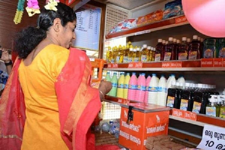 A Kerala stall that has no shopkeeper but has never seen any theft