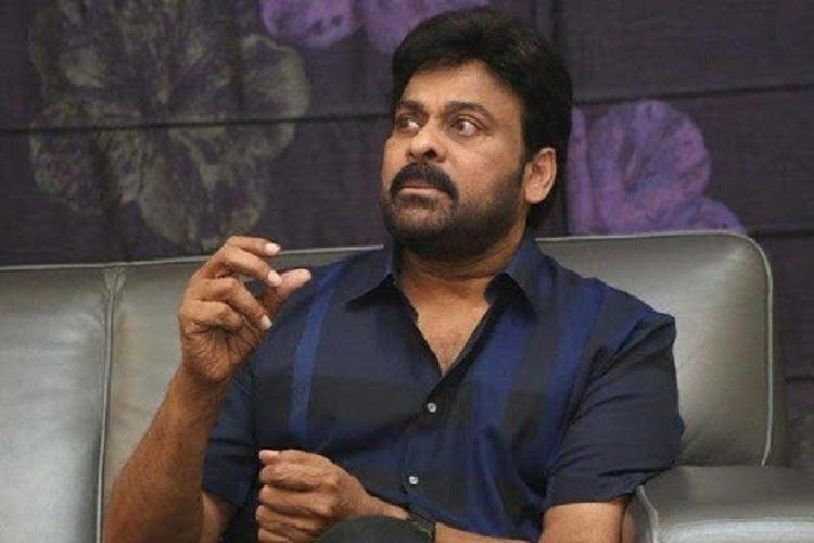 Chiranjeevi wins hearts Gives Rs 2 lakh to auto driver from personal account