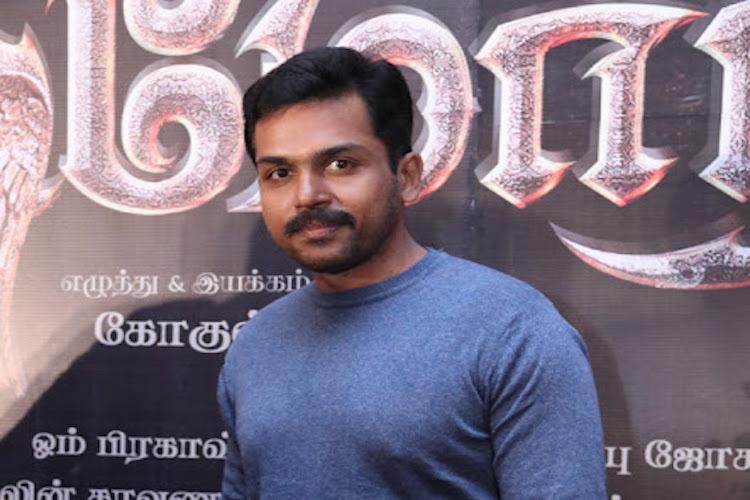 Dheeran Adhigaaram Ondru will be a visual treat says cinematographer