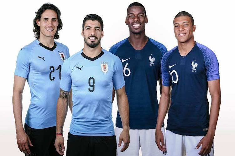 Uruguays defence to test Frances attacking prowess in World Cup quarters