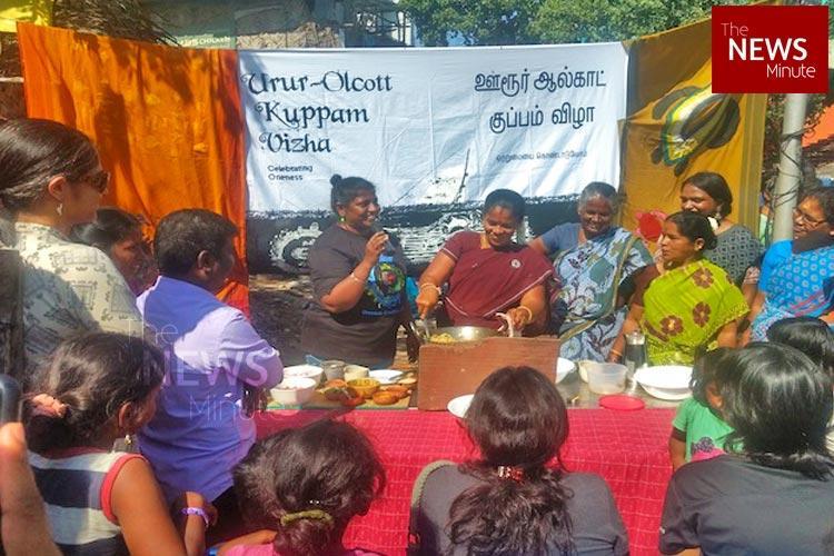 History lesson to stingray puttu TNs Urur Olcott Kuppam Vizha redefines what art is