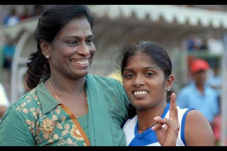 Indias Olympic Hope Meet PT Ushas protg Tintu Luka from Kerala