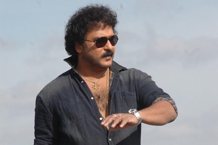 Kannada star V Ravichandran gets emotional on reality TV show