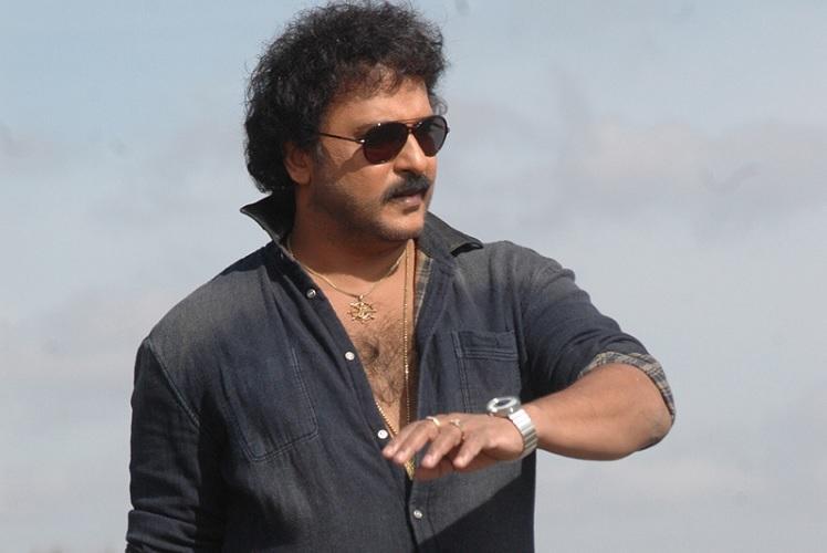 Srinivas Prabhu may dub for V Ravichandran for Kurukshetra