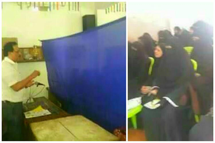 Not our legacy Pics of Kerala doctor talking to veiled women behind a curtain earn criticism