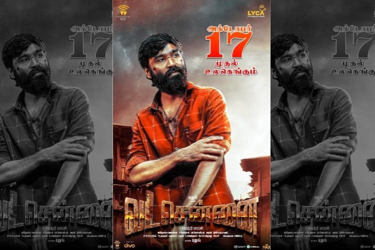 Vada Chennai review Vetrimaaran-Dhanush deliver a brilliant gangster film