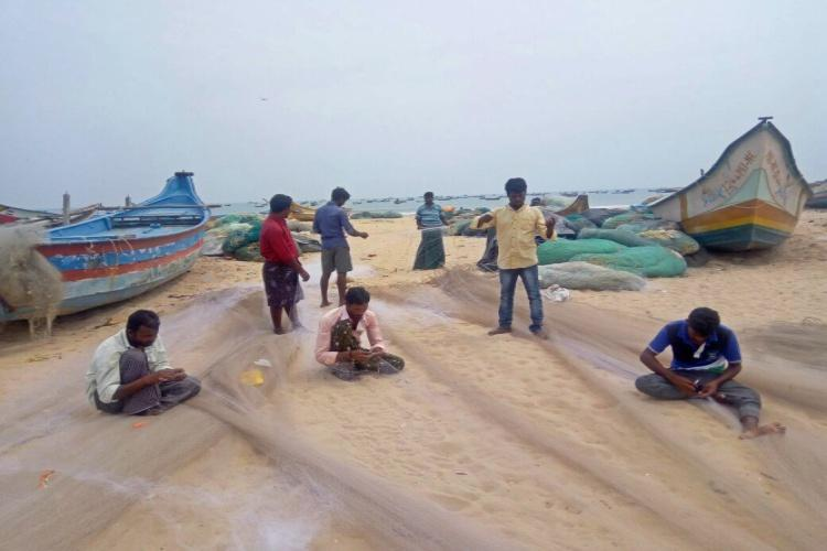 Is an Andhra fishing village being evicted to beautify a beach