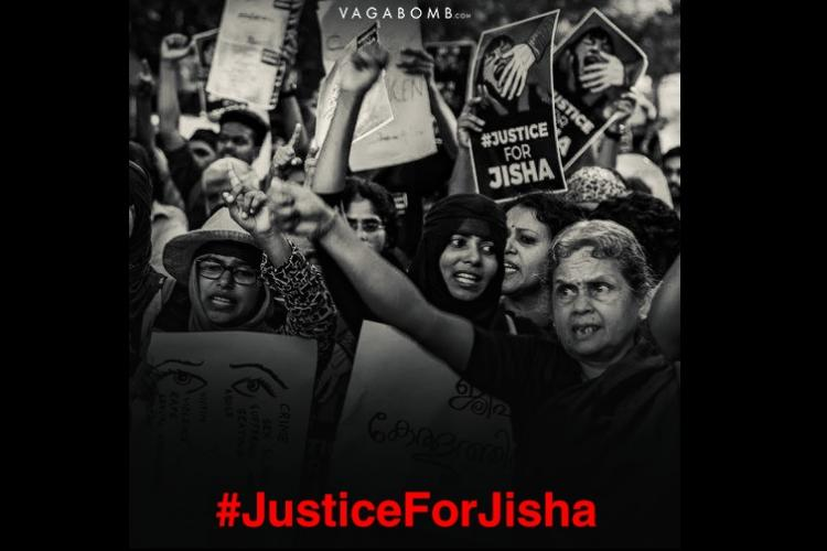 How Vagabomb responded to readers comments on turning Jisha rape and murder into caste issue