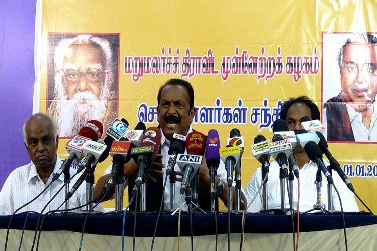 Should Vaiko be CM candidate of PWA His key aides think so