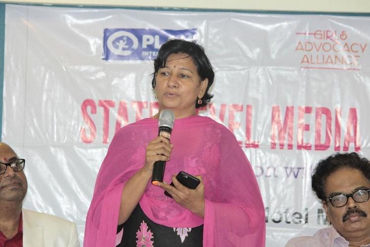 25 years and counting Meet C Vanaja one of Telugu medias first few women reporters