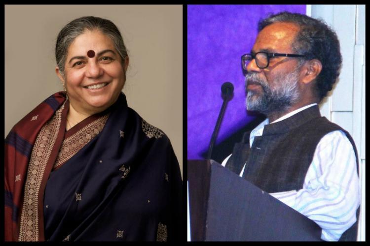 Kerala based ecologist S Faizi accuses Vandana Shiva of plagiarism