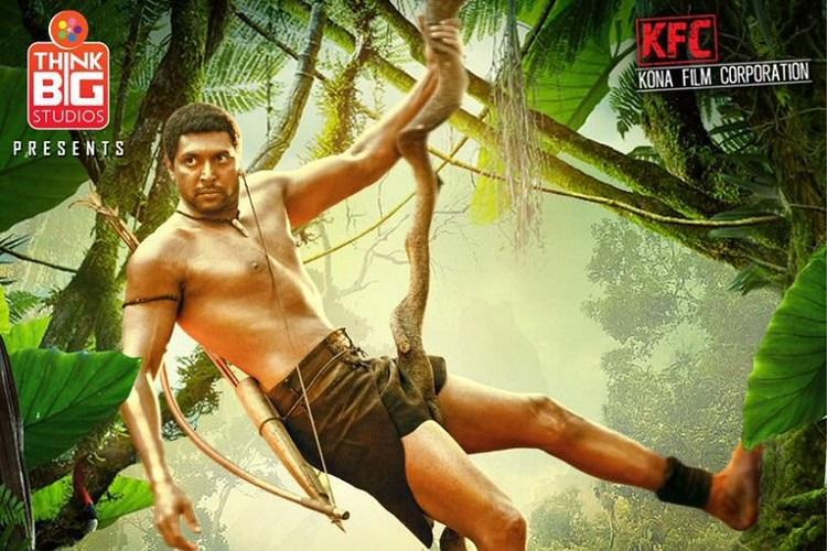 Vanamagan introduces Jayam Ravi as Kollywoods new Tarzan