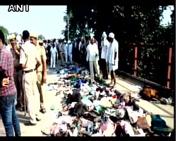 At least 14 dead several injured in stampede at Varanasi