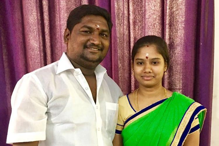 Love beyond caste How Vasanth and Deivanai overcame death threats to live together