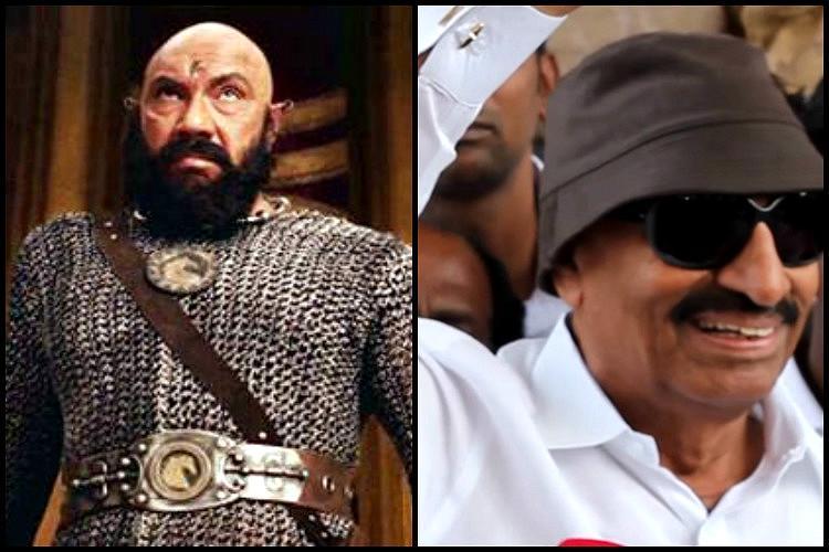 Baahubali 2 faces Kannadiga wrath over Satyarajs comments on Cauvery Vatal to protest