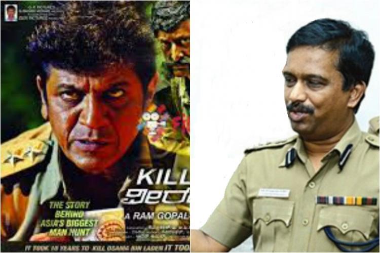 Meet Senthamaraikannan the supercop Shivarajkumar plays in Killing Veerappan