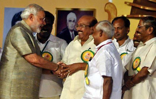 No such decision to make Vellapally Natesan CM candidate for 2016 says BJP