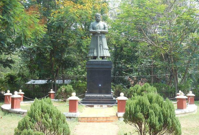 Seems Kerala has no plans to return Velu Thampi Dalawas 200-year old sword to Delhi