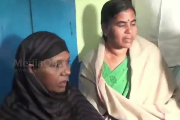 Rohith Vemulas mother visits mother of Faisal killed for converting to Islam