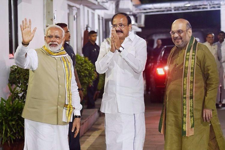 Party loyalist and south connection Why Venkaiah Naidu is NDAs Vice Presidential candidate