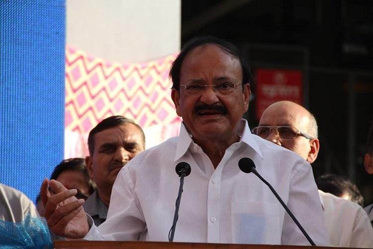 Venkaiah Naidu is not Kannadiga dont send him to Rajya Sabha say Twitterati
