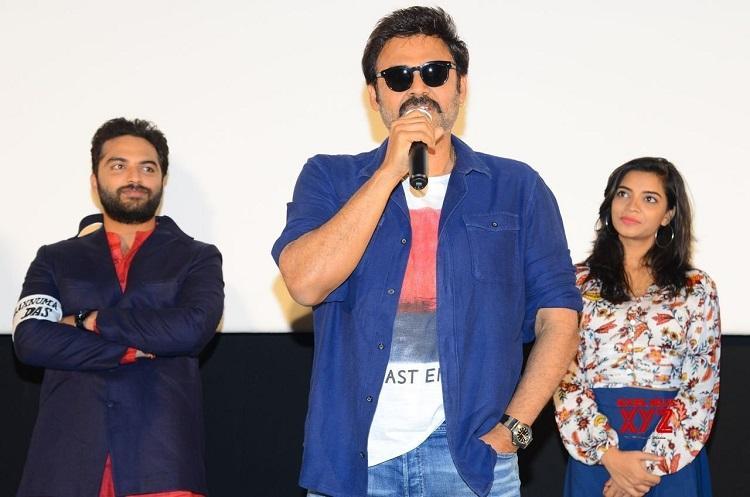 Venkatesh releases Falaknuma Das trailer