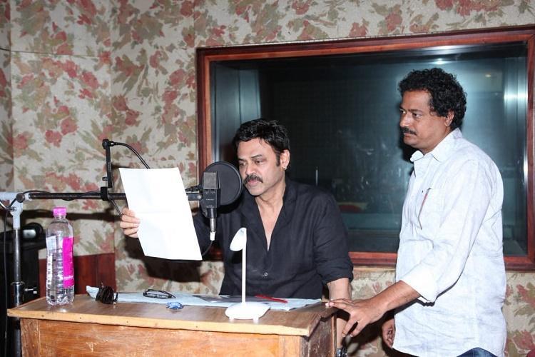Venkatesh joins Srinivasa Kalyanam team