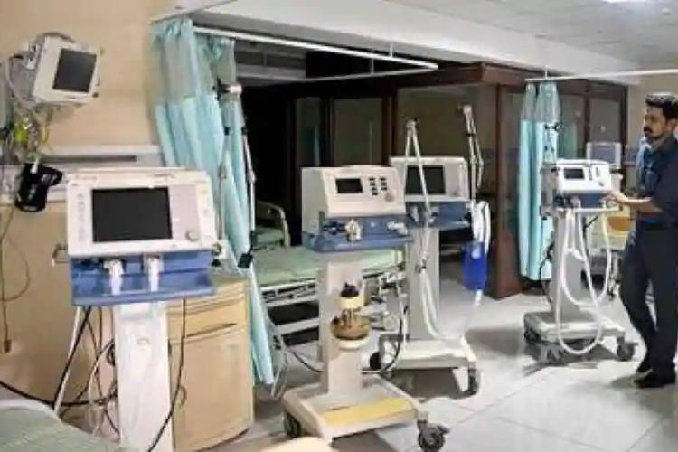 Karnataka has received only 90 out of 1300 ventilators it had asked from Union govt