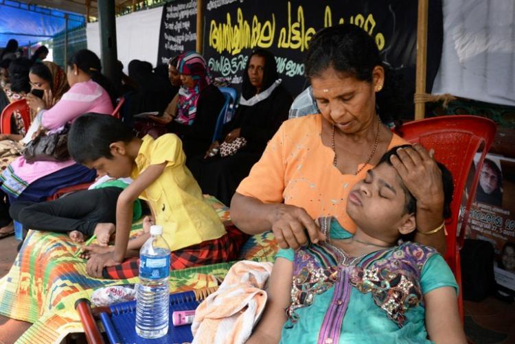 Kerala Endosulfan victims allege negligence by state govt