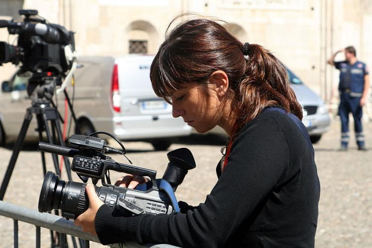 Under Indian law TV journalists are not really 'journalists