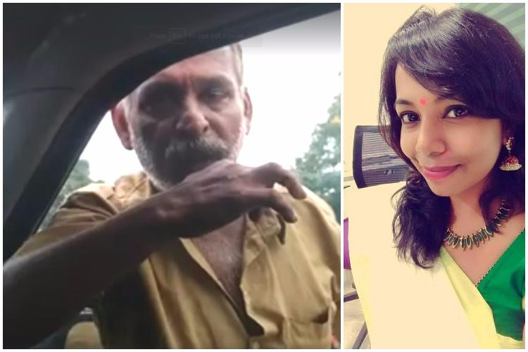 Watch Kochi woman stopped rebuked by auto drivers for hailing Uber taxi