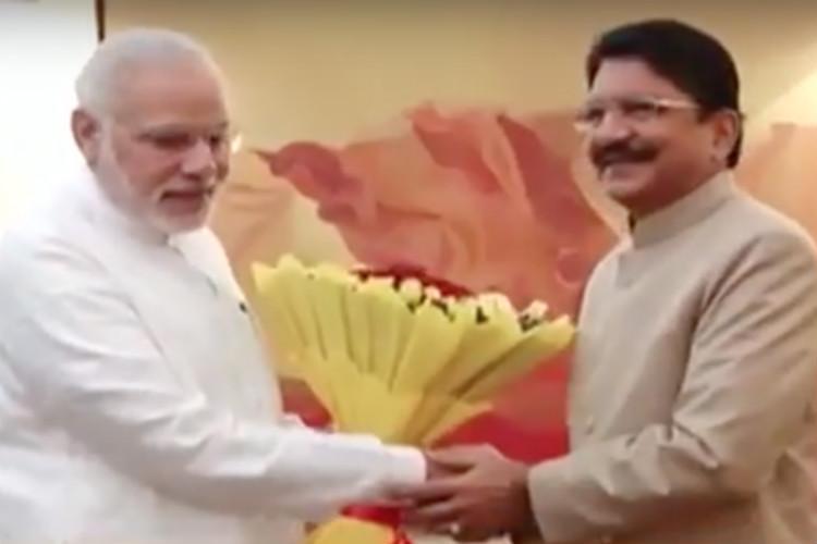 Maha Governor Vidyasagar Rao to take charge of TN no extension for Rosaiah