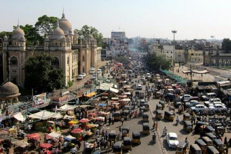 Massive traffic curbs in Hyderabad as city gets ready for Bonalu President and VP visit