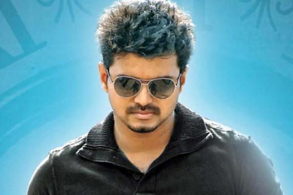 Vijay 60 crew moves to Hyderabad for next schedule