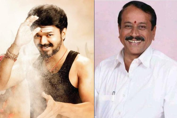 Vijay vs BJP fight intensifies Party asks actor to clarify his tax detail