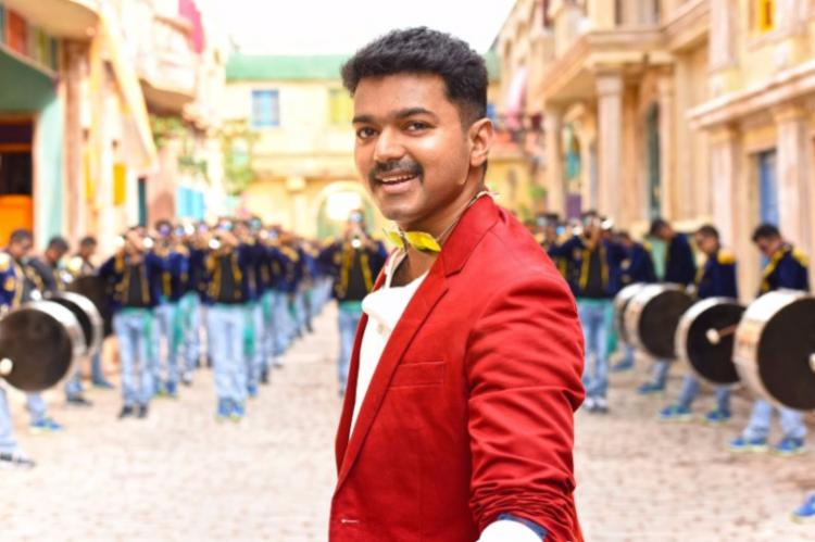 TN doesnt care if their Thalapathy is Joseph Vijay Why does BJPs H Raja
