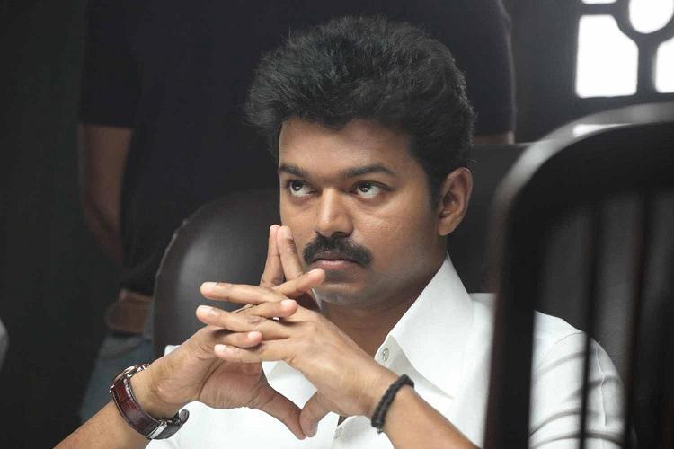 Shoot of Vijay 60 resumes in Chennai
