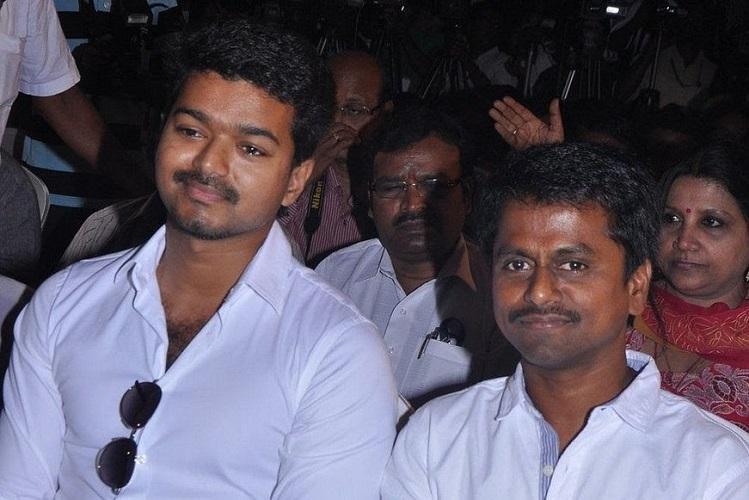 Murugadoss and Vijay are set to reunite for Vijay 62
