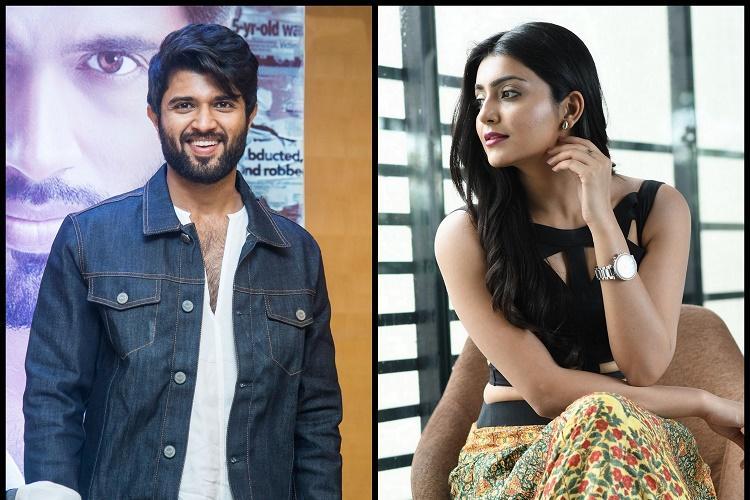 Avantika Mishra to play lead role in Vijay Deverakonda movie